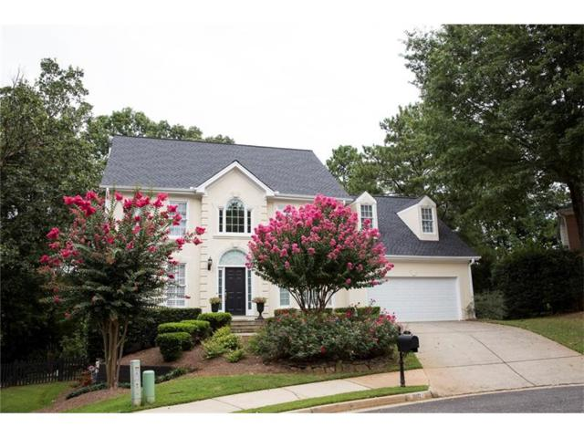 190 Fieldstone Edge, Alpharetta, GA 30005 (MLS #5926592) :: North Atlanta Home Team