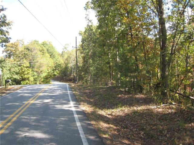Lot 4 Hugh Stowers Road, Dawsonville, GA 30534 (MLS #5927835) :: Thomas Ramon Realty