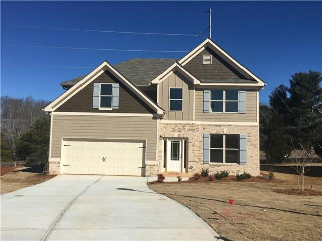 5814 Park Point, Flowery Branch, GA 30542 (MLS #5929827) :: Carr Real Estate Experts