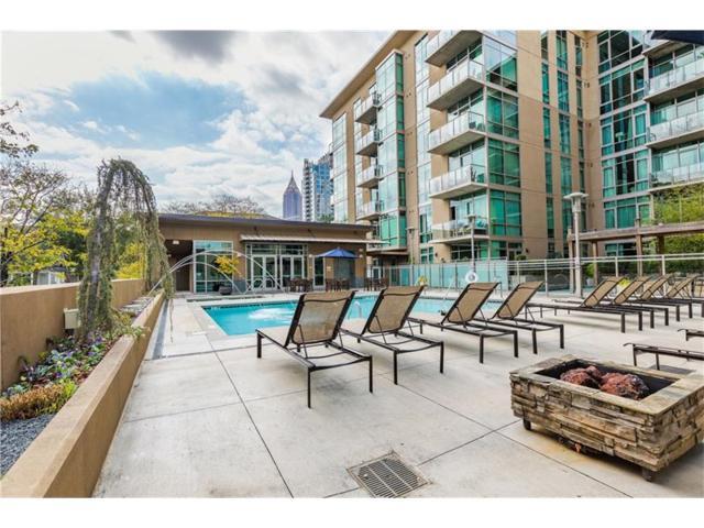905 Juniper Street NE #705, Atlanta, GA 30309 (MLS #5930095) :: North Atlanta Home Team