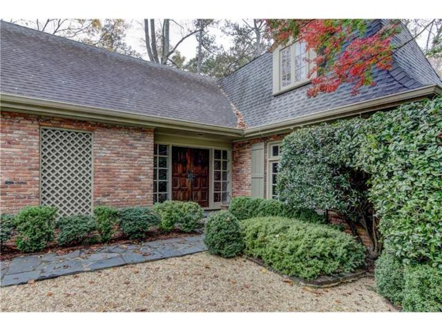 2550 Dellwood Drive NW, Atlanta, GA 30305 (MLS #5930304) :: The Russell Group