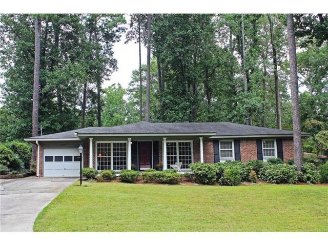 3879 Captain Drive, Chamblee, GA 30341 (MLS #5931390) :: North Atlanta Home Team
