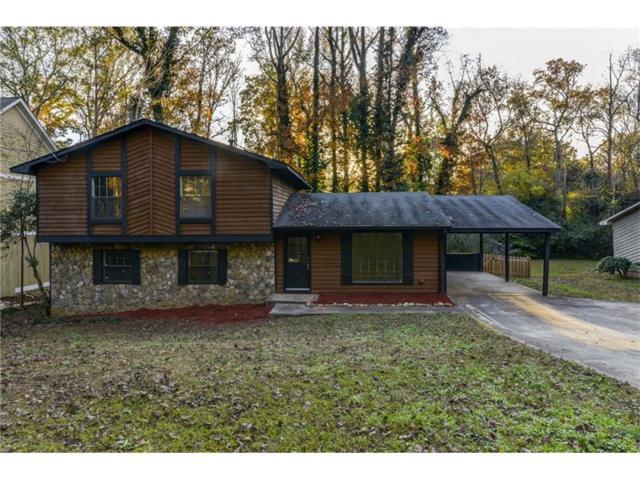 702 Pebble Creek Drive, Norcross, GA 30093 (MLS #5932526) :: North Atlanta Home Team