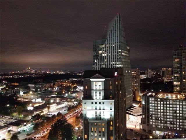3324 Peachtree Road NE #2416, Atlanta, GA 30326 (MLS #5932578) :: North Atlanta Home Team