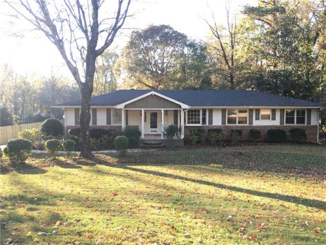 3310 Doyle Lane SW, Marietta, GA 30060 (MLS #5933220) :: North Atlanta Home Team