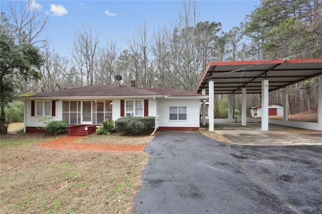 4825 Cobb Parkway North NW, Acworth, GA 30101 (MLS #5933331) :: North Atlanta Home Team