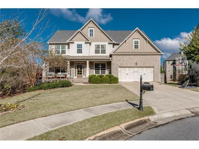 222 Lakestone Overlook, Woodstock, GA 30188 (MLS #5933530) :: Path & Post Real Estate
