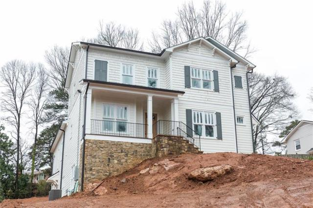 3816 Hillcrest Drive SE, Smyrna, GA 30080 (MLS #5934334) :: North Atlanta Home Team