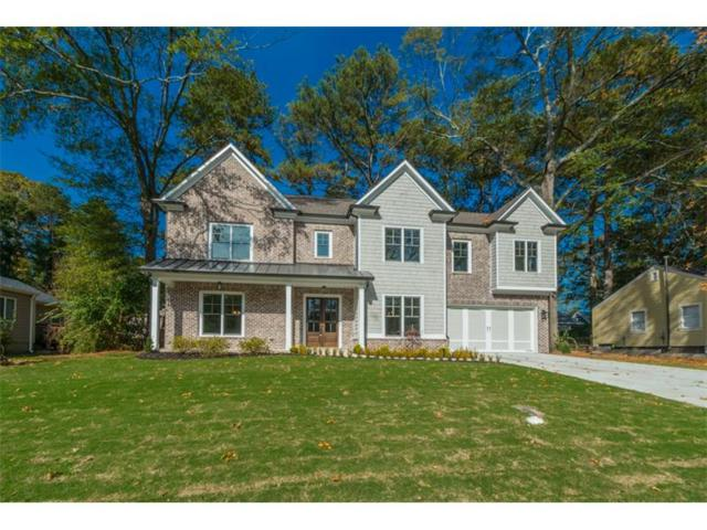 1902 Ham Drive, Chamblee, GA 30341 (MLS #5934604) :: North Atlanta Home Team