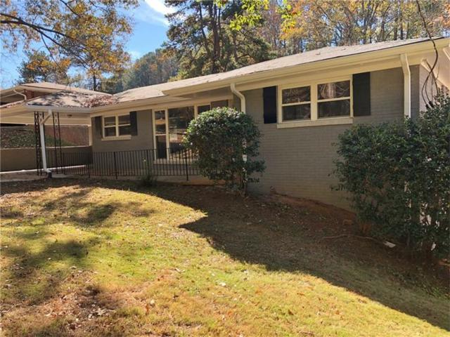 2361 Dawn Drive, Decatur, GA 30032 (MLS #5934659) :: North Atlanta Home Team