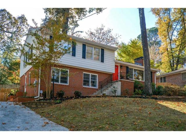 229 Woodview Drive, Decatur, GA 30030 (MLS #5934760) :: North Atlanta Home Team