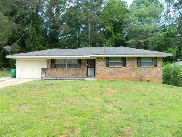 1877 Glenmar Drive, Decatur, GA 30032 (MLS #5935370) :: The Zac Team @ RE/MAX Metro Atlanta