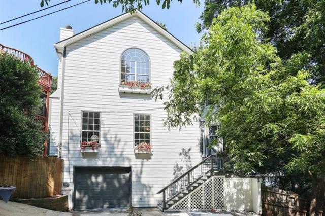 1024 Greenwood Avenue NE, Atlanta, GA 30306 (MLS #5935380) :: Carr Real Estate Experts