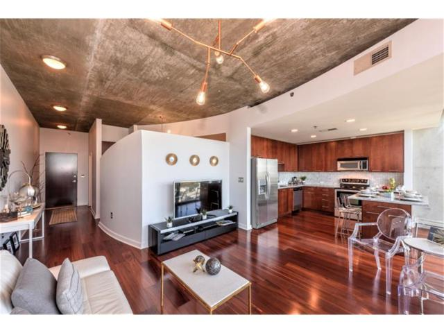 3324 Peachtree Road NE #2007, Atlanta, GA 30326 (MLS #5935585) :: Charlie Ballard Real Estate