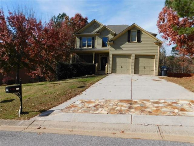317 Red Fox Drive, Canton, GA 30114 (MLS #5935674) :: Charlie Ballard Real Estate