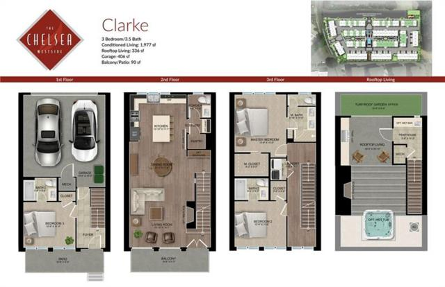 2 Chelsea Circle NW #2, Atlanta, GA 30318 (MLS #5936184) :: RE/MAX Paramount Properties
