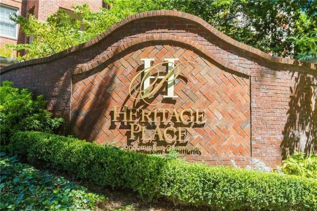 211 Colonial Homes Drive NW #1301, Atlanta, GA 30309 (MLS #5936602) :: North Atlanta Home Team