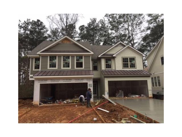 2349 Whispering Drive NW, Kennesaw, GA 30144 (MLS #5937595) :: North Atlanta Home Team