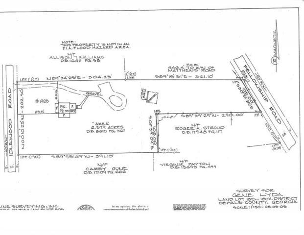 1925 Idlewood Road, Tucker, GA 30084 (MLS #5937795) :: North Atlanta Home Team