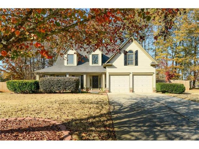 8 Central Park Lane, Powder Springs, GA 30127 (MLS #5938347) :: North Atlanta Home Team