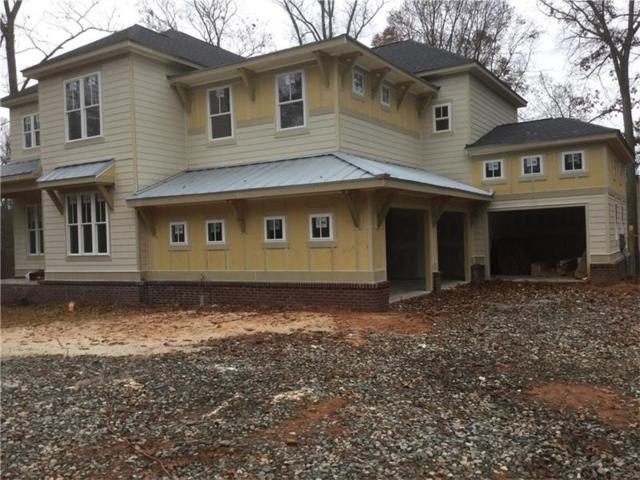 5370 Tall Oak Drive, Marietta, GA 30068 (MLS #5939517) :: North Atlanta Home Team