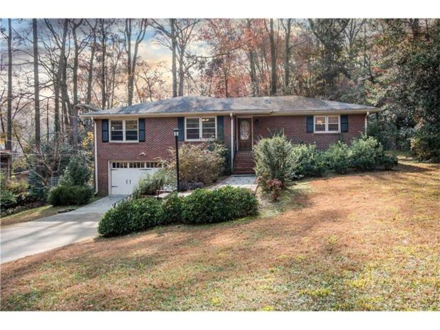 55 Osner Drive, Atlanta, GA 30342 (MLS #5939575) :: The Hinsons - Mike Hinson & Harriet Hinson