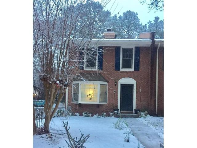 6147 Queen Anne Court, Norcross, GA 30093 (MLS #5940351) :: North Atlanta Home Team