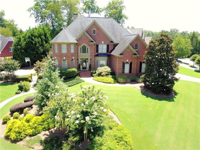 4139 Golden Leaf Grove, Norcross, GA 30092 (MLS #5940489) :: North Atlanta Home Team