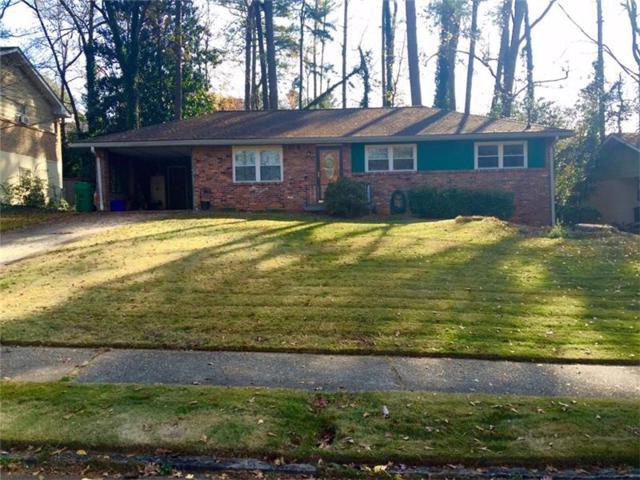 2897 Harcourt Drive, Decatur, GA 30033 (MLS #5940692) :: Carrington Real Estate Services
