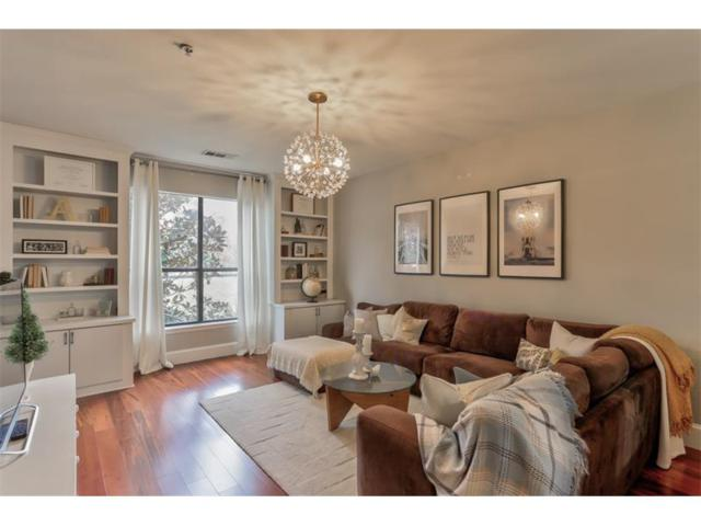 821 Ralph Mcgill Boulevard NE #3327, Atlanta, GA 30306 (MLS #5940847) :: The Zac Team @ RE/MAX Metro Atlanta