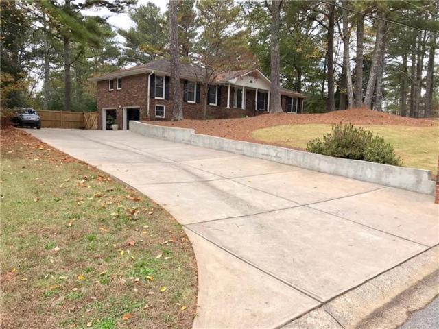 2921 Deerview Trail, Marietta, GA 30066 (MLS #5941052) :: North Atlanta Home Team
