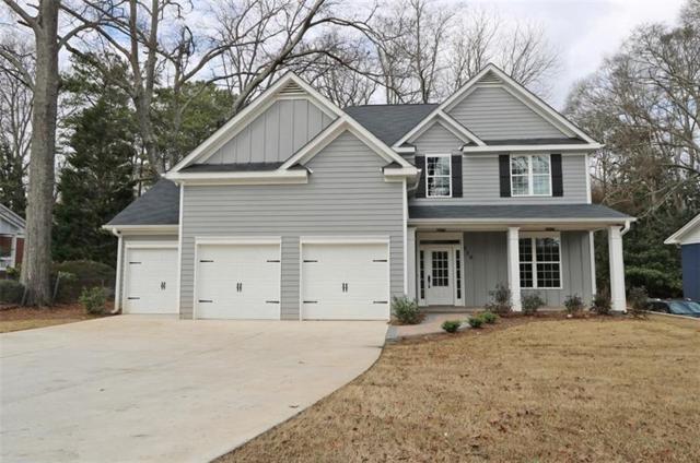 526 Whitlock Avenue NW, Marietta, GA 30064 (MLS #5941419) :: North Atlanta Home Team