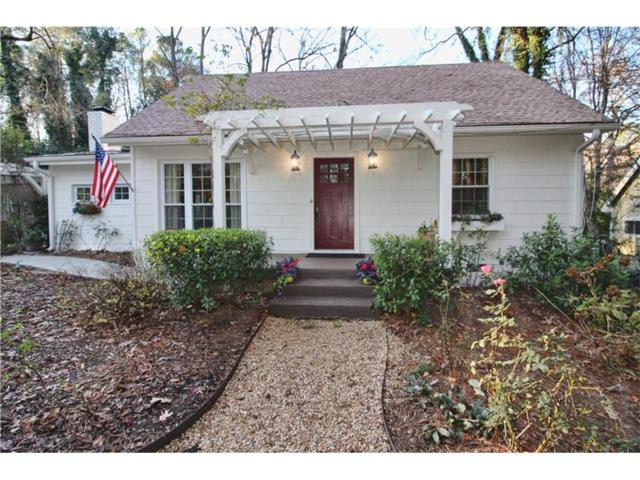 2741 Defoors Ferry Road NW, Atlanta, GA 30318 (MLS #5942092) :: The Hinsons - Mike Hinson & Harriet Hinson