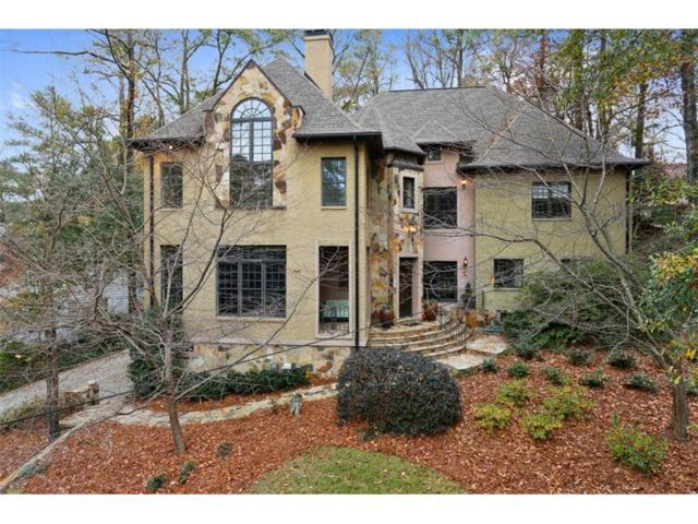 1677 Lenox Road, Atlanta, GA 30306 (MLS #5942238) :: The Zac Team @ RE/MAX Metro Atlanta