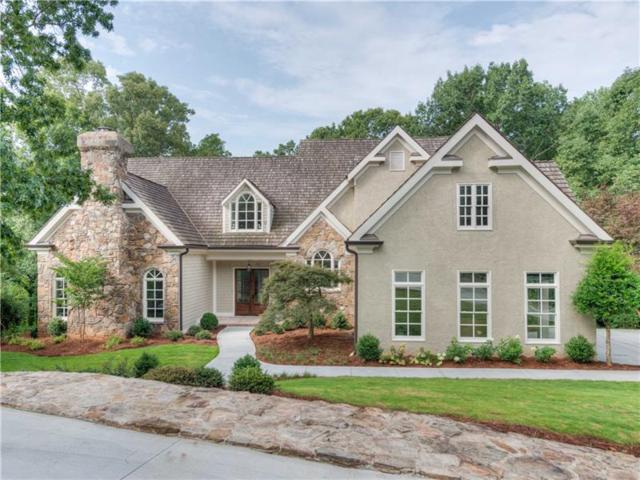 590 Widgeon Lane, Sandy Springs, GA 30327 (MLS #5942537) :: The Russell Group