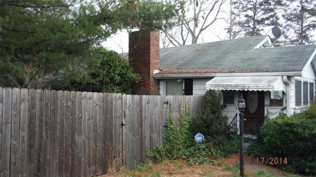 1186 Allgood Road NE, Marietta, GA 30062 (MLS #5942551) :: The Russell Group