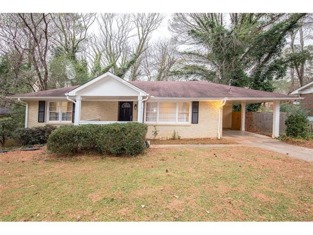 3592 Barrington Place, Decatur, GA 30032 (MLS #5942879) :: The Hinsons - Mike Hinson & Harriet Hinson