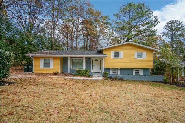 2640 Casher Drive, Decatur, GA 30034 (MLS #5943093) :: North Atlanta Home Team