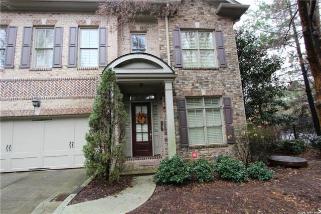 3050 Stone Gate Drive NE, Atlanta, GA 30324 (MLS #5943620) :: The Bolt Group