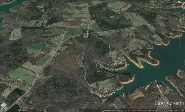 0 Reed Creek Highway, Hartwell, GA 30643 (MLS #5944455) :: North Atlanta Home Team