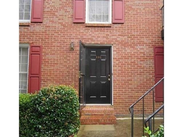 1166 Booth Road SW #406, Marietta, GA 30008 (MLS #5944572) :: RCM Brokers
