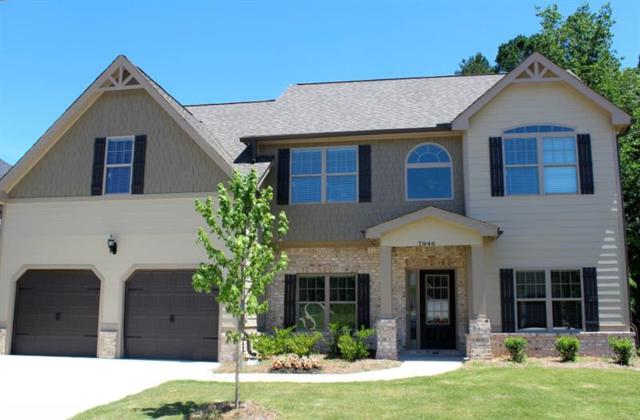 2725 Village Park Drive, Ellenwood, GA 30294 (MLS #5944654) :: The Bolt Group
