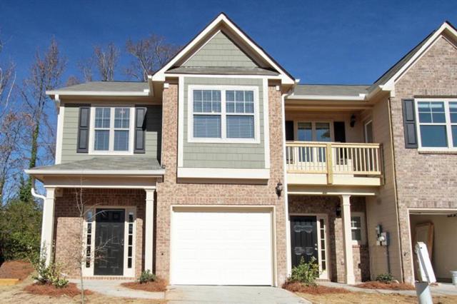 295 Sweetshrub Drive #009, Austell, GA 30168 (MLS #5945262) :: RCM Brokers