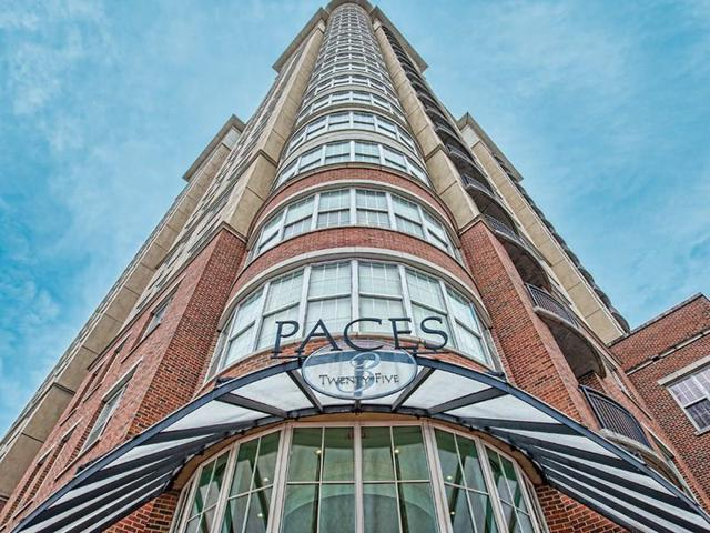 325 E Paces Ferry Road NE #801, Atlanta, GA 30305 (MLS #5945589) :: RCM Brokers