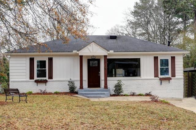 2715 Sanford Road SE, Smyrna, GA 30080 (MLS #5945708) :: North Atlanta Home Team