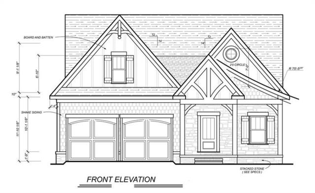 1844 Abigail Way, Marietta, GA 30064 (MLS #5946257) :: Carr Real Estate Experts