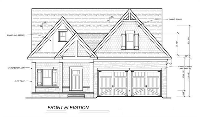 1848 Abigail Way, Marietta, GA 30064 (MLS #5946264) :: Carr Real Estate Experts