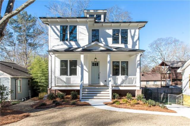 817 3rd Avenue, Decatur, GA 30030 (MLS #5946397) :: North Atlanta Home Team