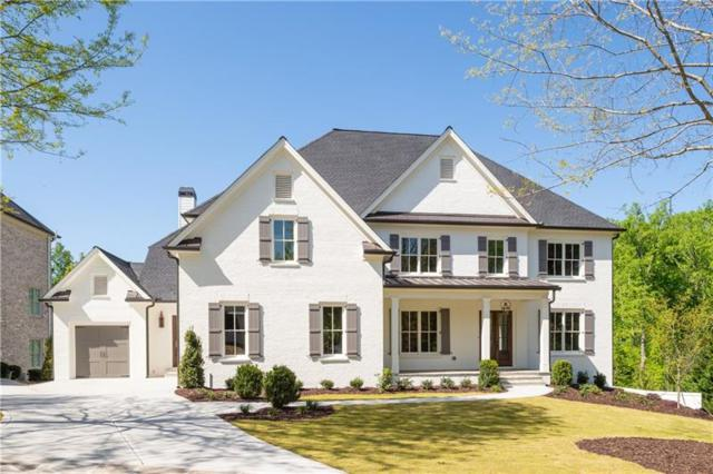 1250 Cashiers Way, Roswell, GA 30075 (MLS #5948336) :: The Russell Group