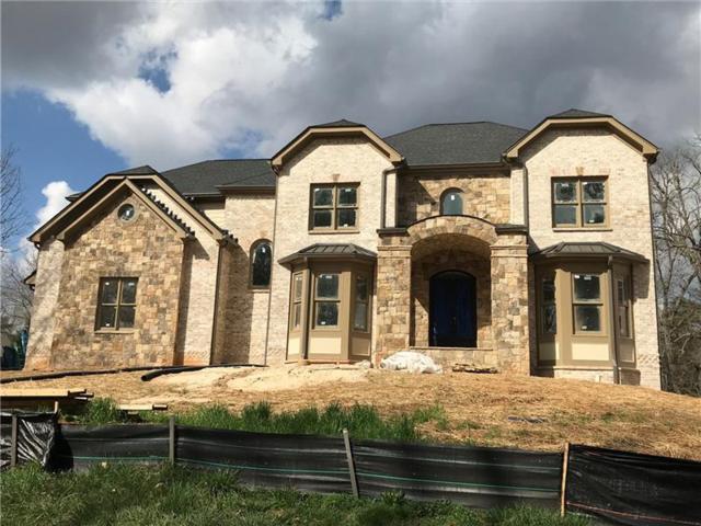 2433 Hembree Drive, Marietta, GA 30062 (MLS #5948467) :: RCM Brokers